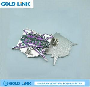 Souvenir Crafts Custom Metal Badge Lapel Pin Emblem Police Badge pictures & photos
