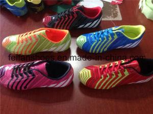 Men Soccer Shoes Sports Football Shoes Wholesale (FFSC1115-02) pictures & photos