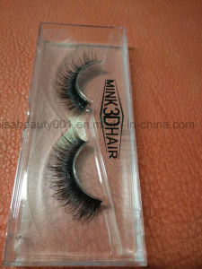 3D Luxurious Mink Hair Lashes Handmade Natural Eyelashes pictures & photos