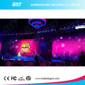 P3 High Precision Rental Indoor Full Color LED Display Panel pictures & photos
