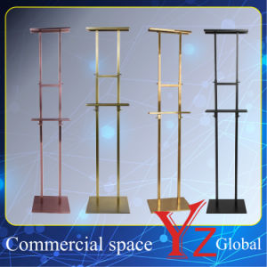 Poster Stand (YZ161503) Display Stand Sign Board Exhibition Stand Promotion Poster Frame Banner Stand Poster Board Store Stand Stainless Steel pictures & photos