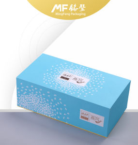 Fashion Paper Cardboard Healthy Foodstuff Packaging Box pictures & photos