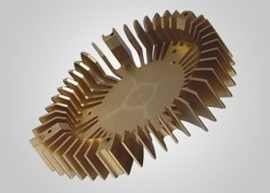 Aluminum Extrusions Heat Sink for Medical Machine pictures & photos