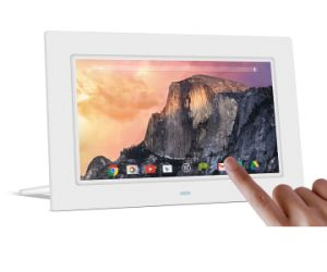 7inch TFT LED Capacitive Touch Screen Android Adertising Player (A7001T) pictures & photos