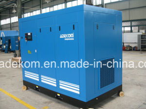 Two Stage Compression Oil Fooled Screw Industrial Air Compressor (KD75-10II) pictures & photos
