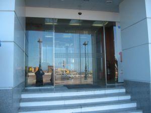 Automatic Sliding Glass Door pictures & photos