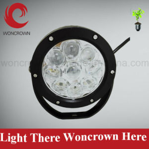 LED Work Light 5 Inch 27W 2100lm LED Work Light for Trucks Forklift Cars Working Use Lighting pictures & photos