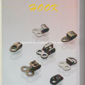 High Quality Special Shoe Buckles Doubel Holes Hook pictures & photos