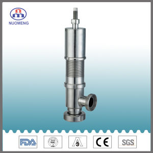 Stainless Steel Union Safety Valve (DIN-No. RA1002) pictures & photos