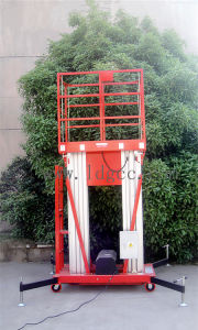 Aluminium Small Elevator for 2 Person (GTWY6-200S)