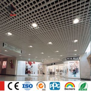 Aluminum False Open Grid Suspended Ceiling with Ce Certificate pictures & photos
