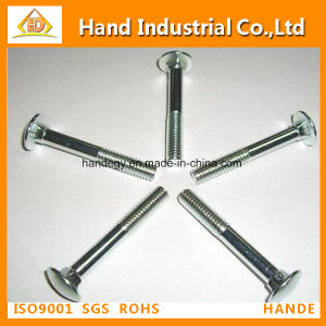 Stainless Steel Top Quality A2 Metric Size Guardrail Bolt pictures & photos