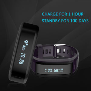 2016 Newest Xr01 Gamin Swimming Waterproof Smart Bracelet pictures & photos
