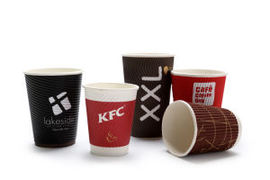 Ripple Wall Paper Cup Machine Coffee Cup Forming Machine Price pictures & photos