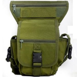 Military Tactical Drop Leg Bag Waist Belt Pack pictures & photos