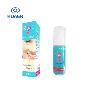 Powerful Teeth Whitening Toothpaste Teeth Brightening Powder pictures & photos