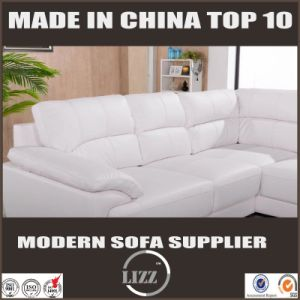 Genuine Leather Living Room Sofa with 6 Seats pictures & photos