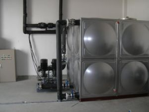 Water Booster Pump System with PLC Control pictures & photos