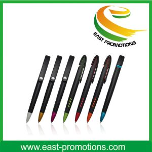 Popular Promotional Plastic Ball Pen for Office Supply pictures & photos