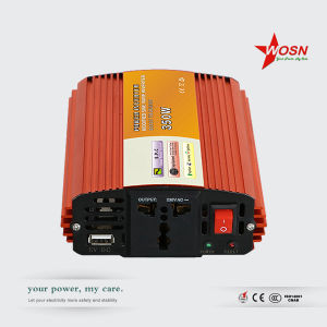 Cheap Power Inverter 350W off Grid DC to AC Converter pictures & photos