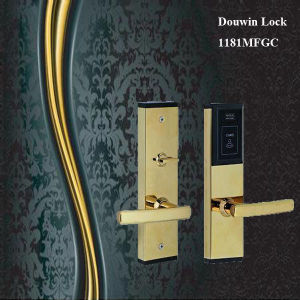 Proximity Electronic Hotel Access Card Lock pictures & photos