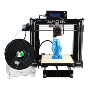 Auto Leveling Desktop DIY 3D Printer Prusa I3 Kit Unassembled Parts Printing Size 210*210*205mm pictures & photos
