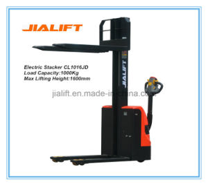 Electric Stacker CL1016JD pictures & photos
