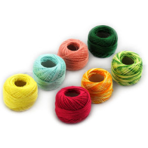 100% Cotton Thread for Embroidery & Handcraft pictures & photos