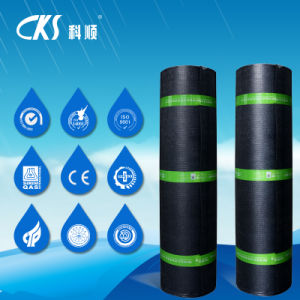 Anti-Puncture Modified Bitumen Waterproof Membrane pictures & photos