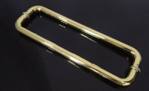 Stainless Steel Back to Back Chrome Door Pull Handle pictures & photos