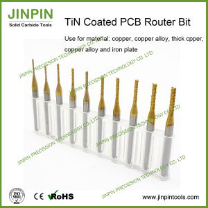 High Quality Solid Carbide PCB Cutting Tools pictures & photos