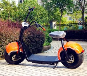 China Factory Ce 1000W Electric Scooter with Headlight (JY-ES005) pictures & photos