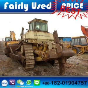 Original Used Cat D8l Bulldozer with Ripper
