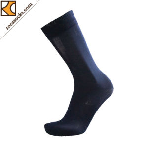 2017 New Design Mercerized Merino Wool Dress Socks (163005SK) pictures & photos