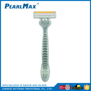 China Factory Direct Triple Blade Razor for Men pictures & photos