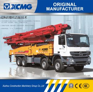 XCMG Official Manufacture Hb58k Ready Mix Concrete Pump pictures & photos