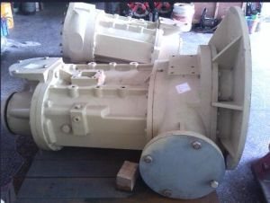 Double Screw Air Compressor Air End 1616547381 with Bearing Air Compressor Parts pictures & photos