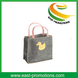 Custom Fashion Tote Felt Bag pictures & photos
