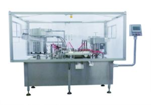Deodorant Filling, Ball Inserting and Capping Machine pictures & photos