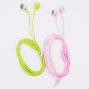 in-Ear Microphone Earphone Headset for Univeral Xiaomi Samsung iPhone MP3 Player with Clip (XSEJ-010) pictures & photos