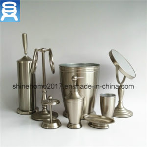 Fancy Hotel Bathroom Accessories Set, Hot Selling Porcelain Bathroom Set pictures & photos