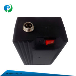 12V High-Quality UPS Lithium Battery Packs for Solar Lights pictures & photos
