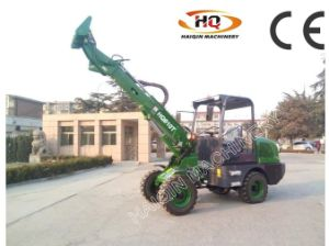 Multi-Function Telescopic Loader (HQ910T) with Euro III Engine pictures & photos