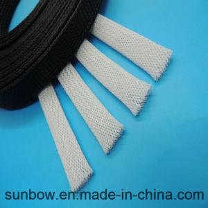PA66 Expandable Braided Sleeving for Wire Harness pictures & photos