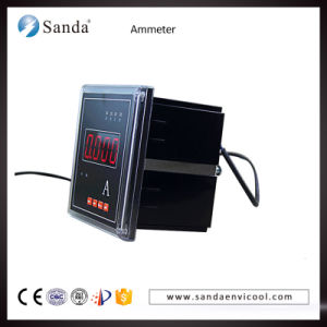 Single Phase LED Display Current Meter for Electric Cabinets pictures & photos