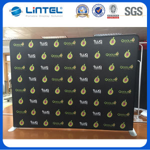 Portable Fabric Promotional Display Stand pictures & photos