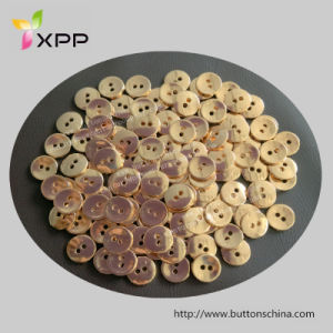 18L Metal Button Rose Gold pictures & photos