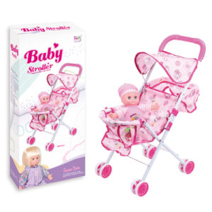 Girl Toys 12 Inch Doll with Baby Trolley (H8671243) pictures & photos