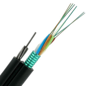 Aerial Self Supporting Fiber Cable pictures & photos