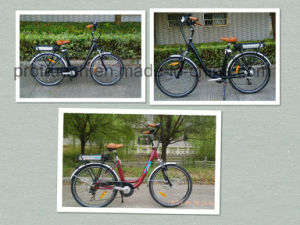 250W Lithium Battery Ebike Electric Bike pictures & photos